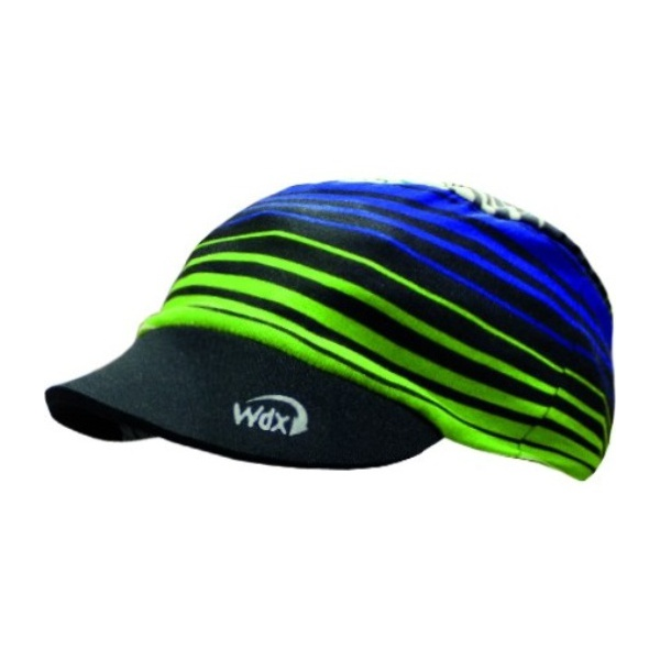 Кепка WDX WDX Coolcap Kids Blue Code детская