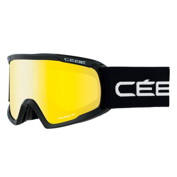 Горнолыжная маска Cebe Cebe Fanatic L черный цена