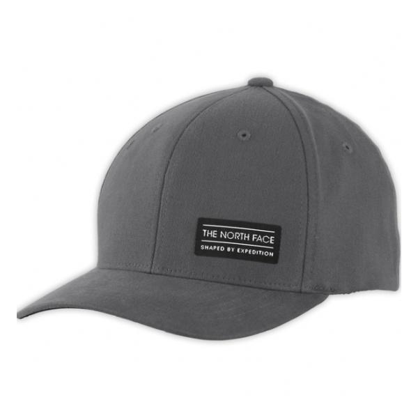 Кепка The North Face SBE Flex Ball Cap темно-серый SM