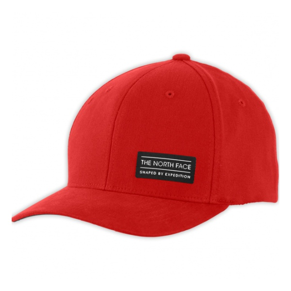 Кепка The North Face SBE Flex Ball Cap красный SM