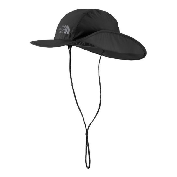 Шляпа The North Face Dryvent Hiker Hat черный SM