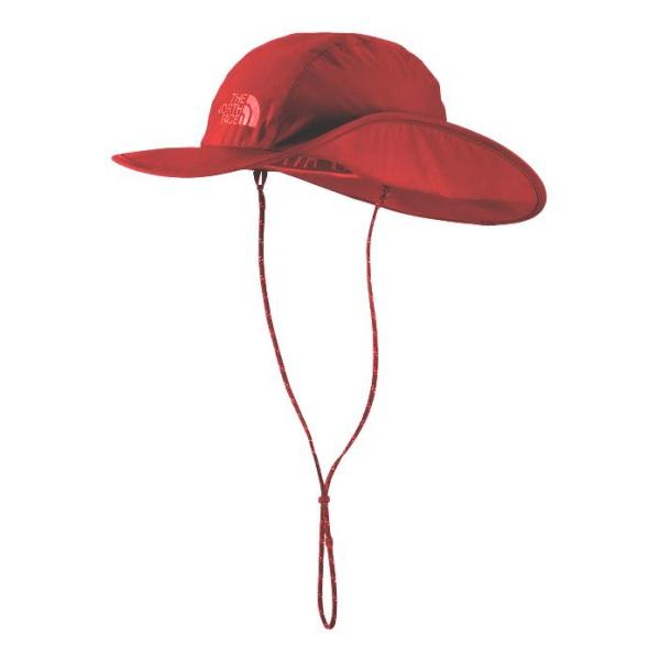 Шляпа The North Face Dryvent Hiker Hat красный SM