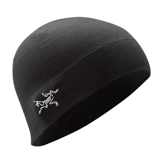 Шапка Arcteryx Arcteryx Rho LTW Beanie черный ONE jackets modis m181d00187 jacket for male tmallfs