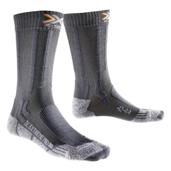 Носки X-Socks X-Socks Trekking Extreme Light Mid Calf ombre circle calf length socks