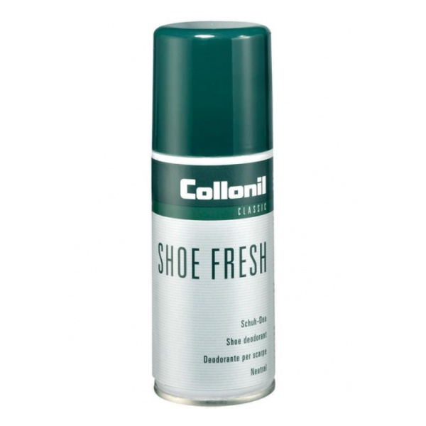 Спрей-дезодорант Collonil Collonil для обуви Shoe Fresh 100ML колодки для обуви collonil collonil co294amncx52