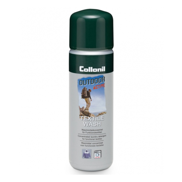 Стирка Collonil Outdoor Active Textile Wash 250ML