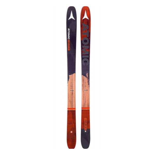 Горные лыжи Atomic Backland FR 102 красный (16/17)