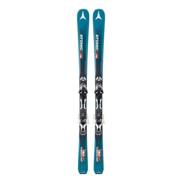 Горные лыжи Atomic Vantage X 75 CTI & XT 12 163
