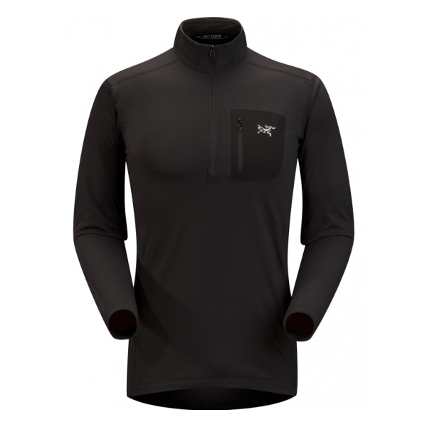 Футболка Arcteryx Rho LT Zip Neck