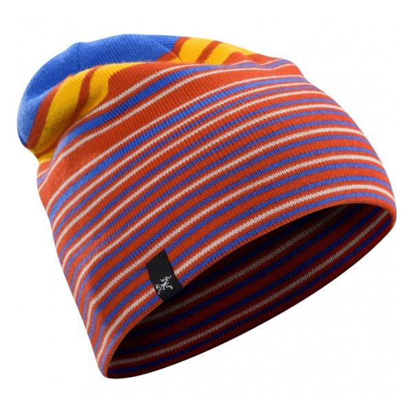 Шапка Arcteryx Arcteryx Rolling Stripe Hat оранжевый ONE fuse lenses for bolle vibe brown tint replacement lenses