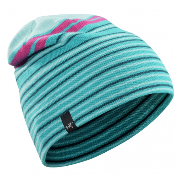 Шапка Arcteryx Rolling Stripe голубой ONE