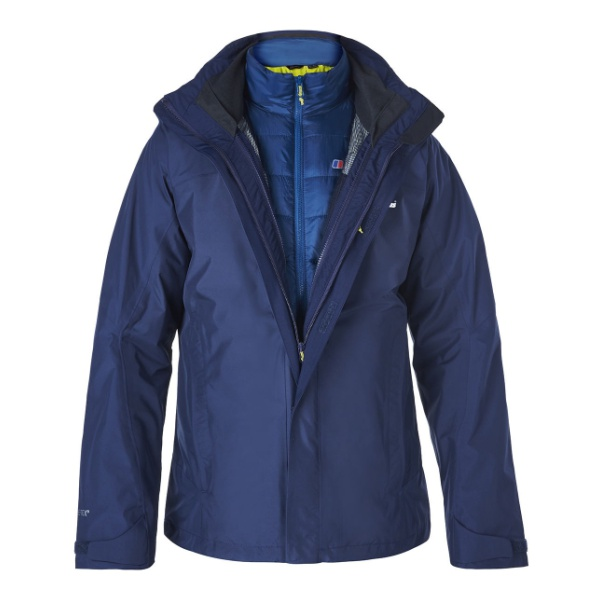 Куртка Berghaus Island Peak Hydlft 3IN1
