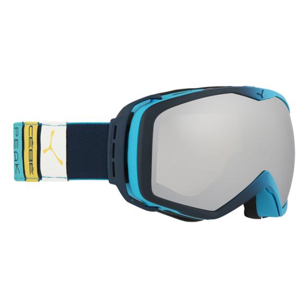 Горнолыжная маска Cebe Peak синий