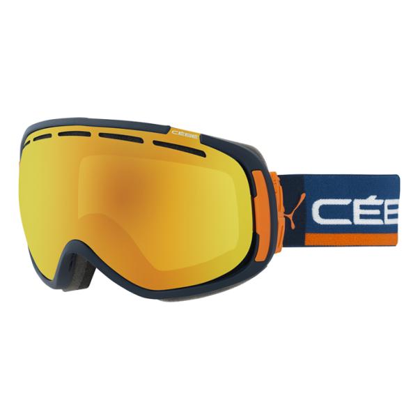 Горнолыжная маска Cebe Feel'In оранжевый
