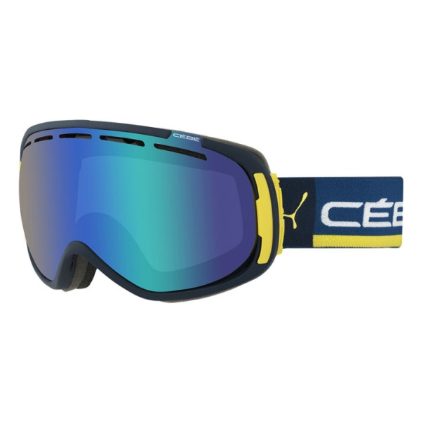 Горнолыжная маска Cebe Feel'In синий