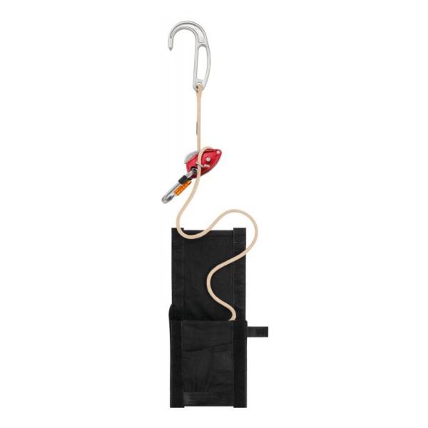 Купить Система эвакуационная индивидуальная Petzl Exo AP Hook с крюком