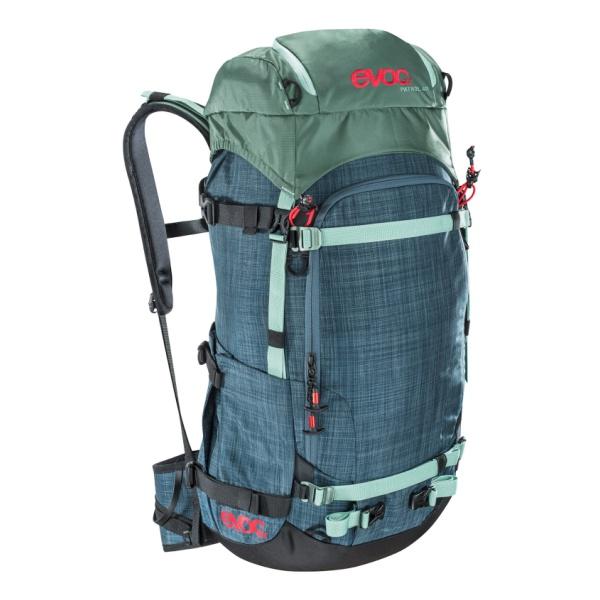 Рюкзак EVOC Evoc Patrol 40 л темно-серый 40л