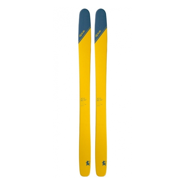 Лыжи ски-тур DPS DPS Wailer 112 Rp2 Tour1 желтый (18/19)