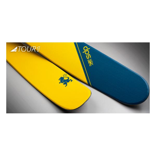 Купить Лыжи ски-тур DPS Wailer 112 Rp2 Tour1