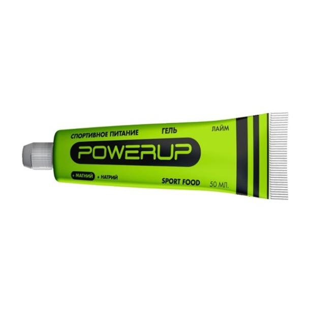 Гель POWERUP Powerup светло-зеленый 50ML гели для электромиостимуляции в нальчике