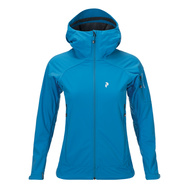 Куртка Peak Performance Peak Performance Aneto Hooded женская