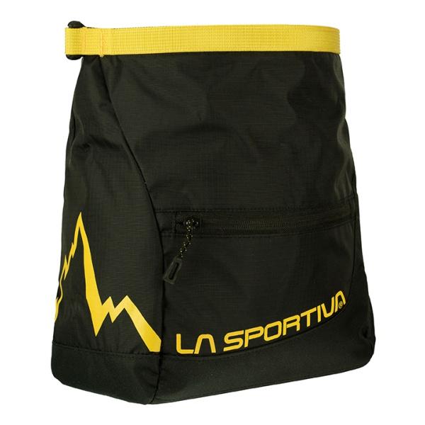 Мешочек для магнезии La Sportiva Lasportiva черный  мешочек для магнезии la sportiva lasportiva speedster