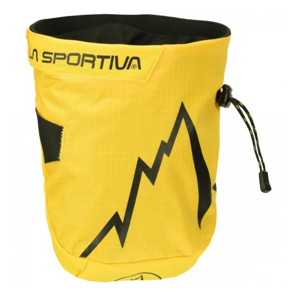 Мешочек для магнезии La Sportiva Lasportiva желтый цена