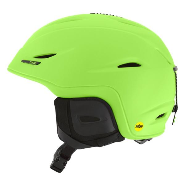 Горнолыжный шлем Giro Union Mips светло-зеленый M(55.5/59CM)