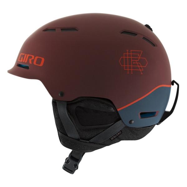 Горнолыжный шлем Giro Discord темно-фиолетовый M(55.5/59CM)