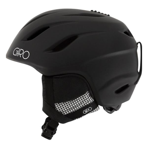 Горнолыжный шлем Giro Giro Era женский черный S(52/55.5CM)