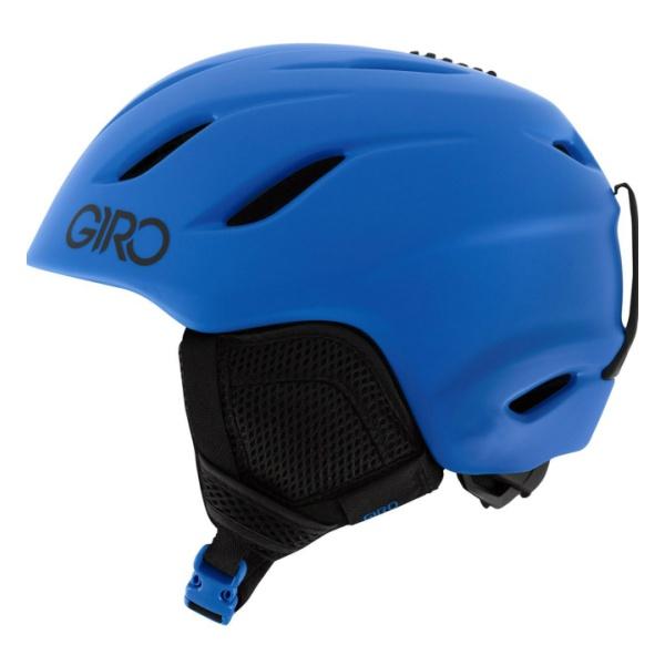 Горнолыжный шлем Giro Giro Nine Jr юниорский синий S(52/55.5CM) горнолыжный шлем giro nine jr юниорский зеленый m 55 5 59cm