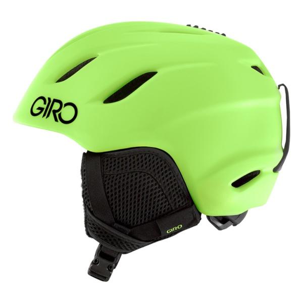 Горнолыжный шлем Giro Giro Nine Jr юниорский светло-зеленый M(55.5/59CM) горнолыжный шлем giro nine jr юниорский зеленый m 55 5 59cm
