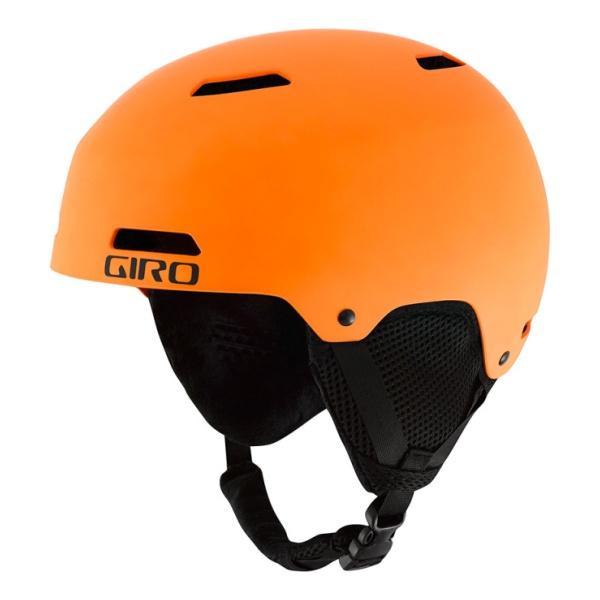 Горнолыжный шлем Giro Crue юниорский оранжевый M(55.5/59CM)