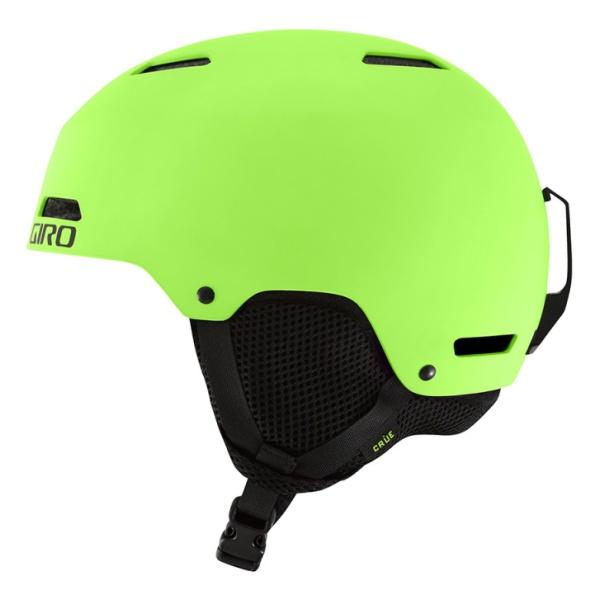 Горнолыжный шлем Giro Giro Crue юниорский светло-зеленый M(55.5/59CM) mech ideas demolition crue dc03p piston