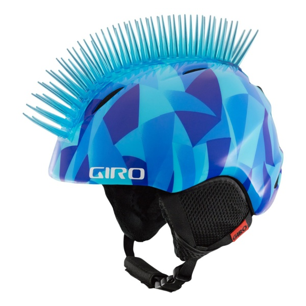 Горнолыжный шлем Giro Giro Launch Plus детский темно-голубой XS(48.5/52CM)