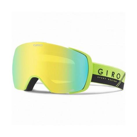 Горнолыжная маска Giro Contact светло-зеленый LARGE