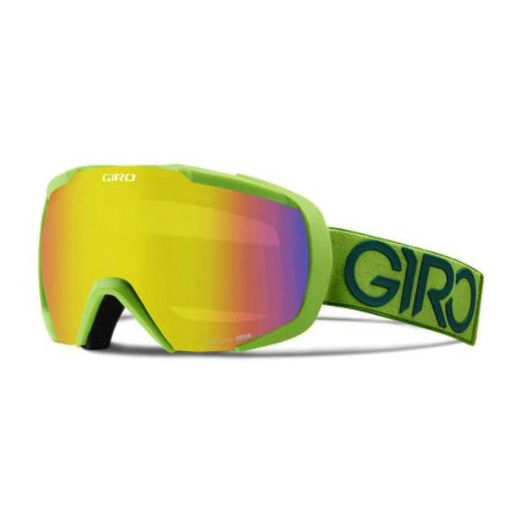 Горнолыжная маска Giro Giro Onset светло-зеленый LARGE горнолыжная маска giro giro blok светло зеленый large