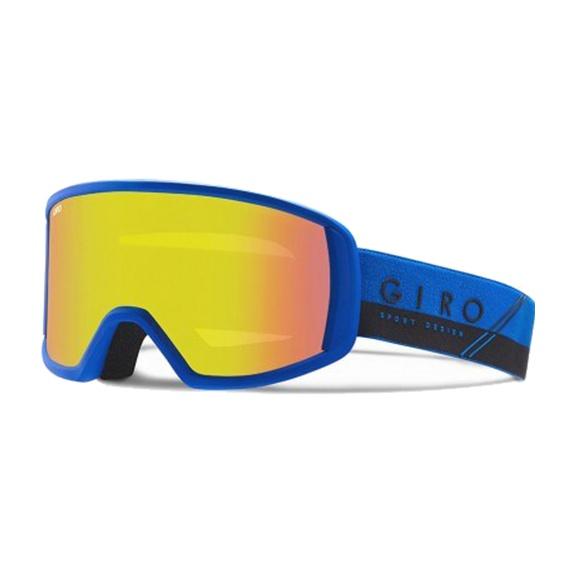 Горнолыжная маска Giro Giro Scan синий MEDIUM горнолыжная маска giro giro scan темно красный medium