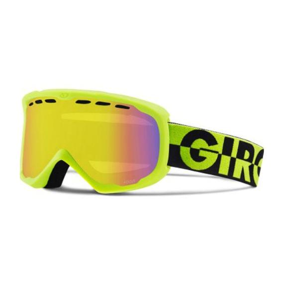 Горнолыжная маска Giro Focus светло-зеленый MEDIUM
