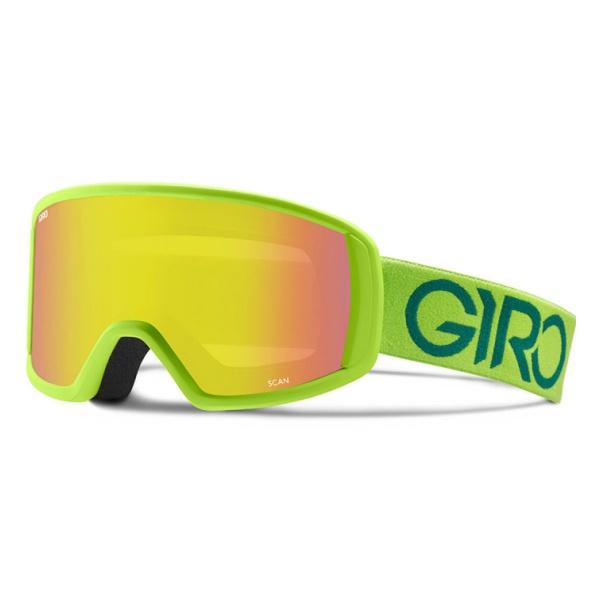 Горнолыжная маска Giro Giro Blok светло-зеленый LARGE горнолыжная маска giro giro blok светло зеленый large