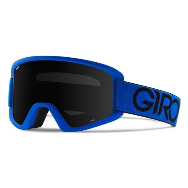 Горнолыжная маска Giro Giro Semi синий MEDIUM