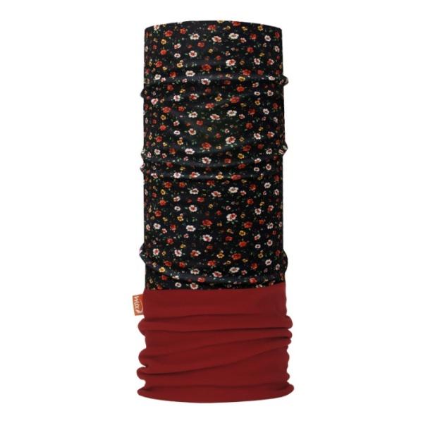 Бандана WDX WDX Polar Headwear темно-красный 53/62 шапка wdx wdx casc бежевый 53 62