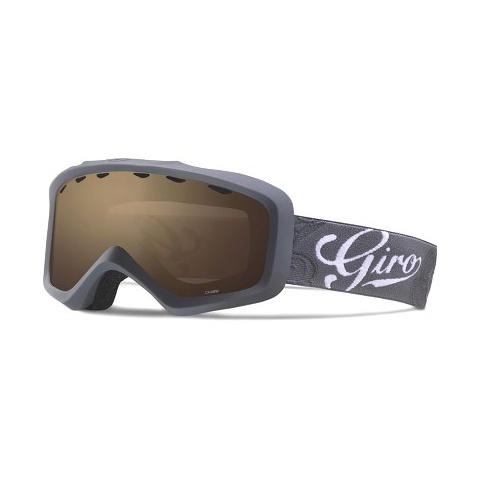 Горнолыжная маска Giro Charm темно-серый WOMEN'SSMALL