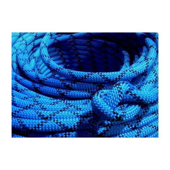 Веревка статическая Коломна (ОАО Канат) Коломна 10 мм синий 1м