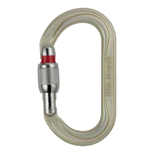 Карабин Petzl Oxan Screw-Lock