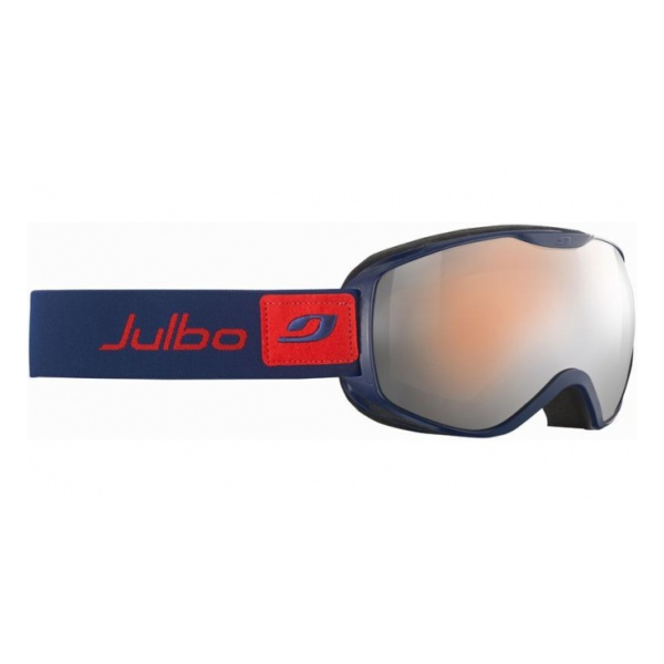 все цены на Горнолыжная маска Julbo Julbo Ison синий онлайн