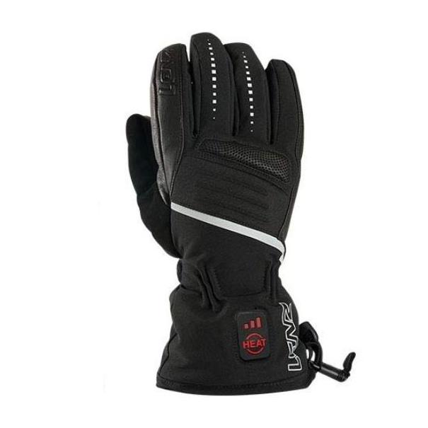 Перчатки LENZ Lenz Heat Glove 3.0 мужские черный XL перчатки lenz lenz heat glove 3 0 мужские черный m