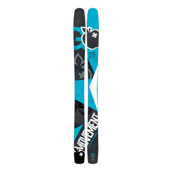 Горные лыжи Movement Skis Movement Go Fast Ski (15/16) ski go мазь держания ski go lf