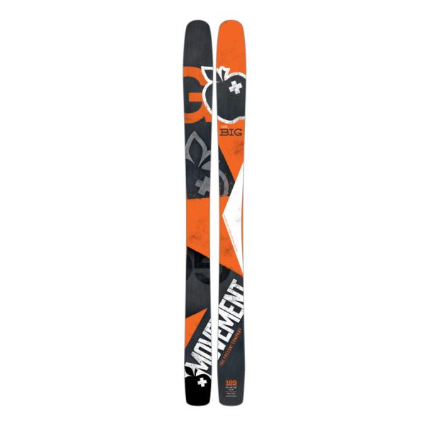 Купить Горные лыжи Movement Go Big Ski