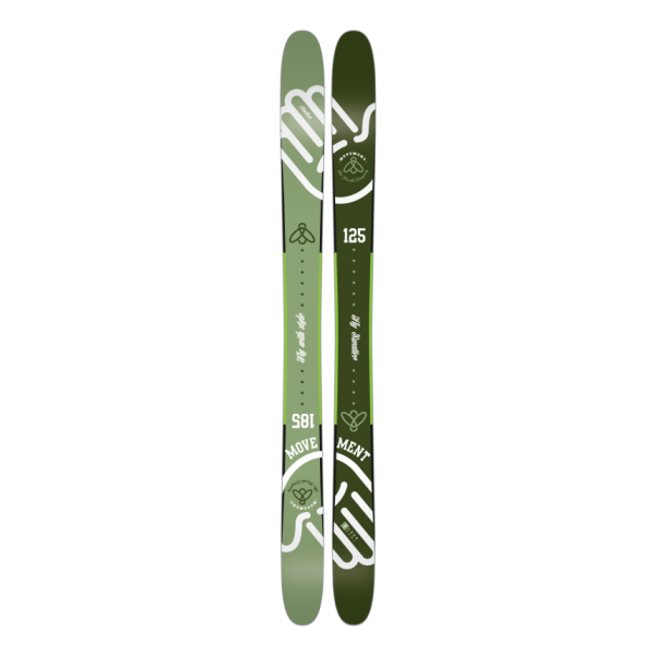 Горные лыжи Movement Skis  Fly Swatter  (15/16)